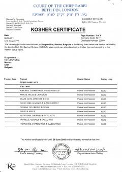 KOSHER 2017 Page 1